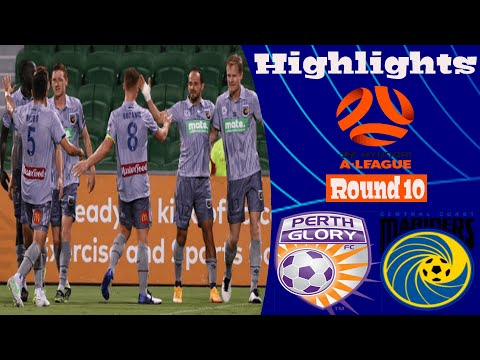 Perth Central Coast Goals And Highlights