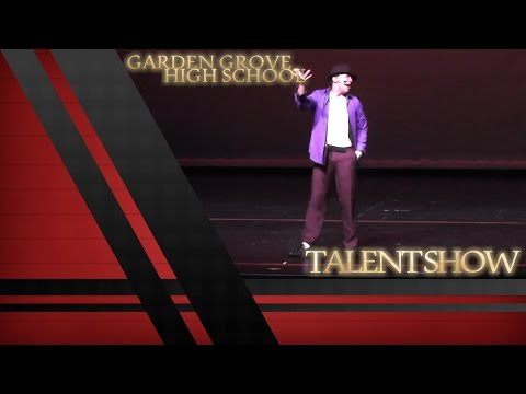 Garden Grove High School Talent Show 2014
