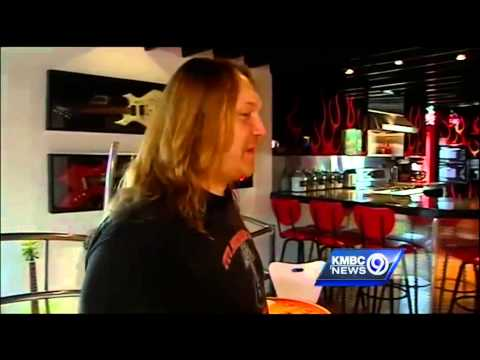 Merriam rock n' roll man cave to get national spotlight