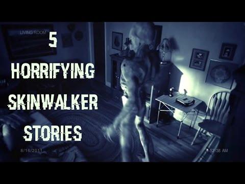 5 Allegedly True Scary Skinwalker Encounter Stories