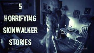 5 Allegedly True SCARY Skinwalker Encounter Stories   Cryptid Horror Stories (Ft. MrCreepyPasta)