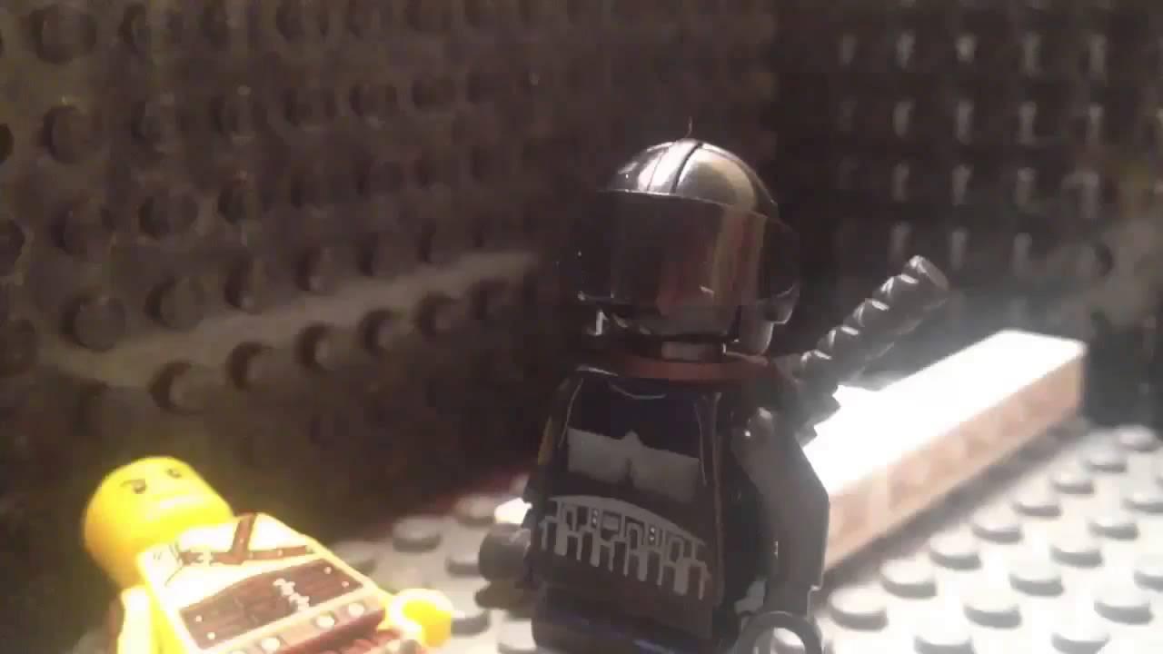 Bootleg Lego Minifigures Unboxing G.I. JOE Snake eyes NO
