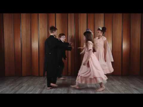 Bah Humbug! School Musical Sample Choreography by Out of the Ark Music