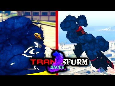 GTA5: Transform Races are Here! Conquer Land, Sea & Air!