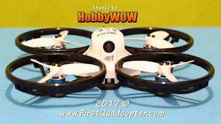 KingKong ET125 review by FirstQuadcopter.com