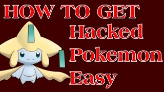 How to Get a Any Hacked Pokemon Easy with QR Codes - [X & Y or Omega Ruby and Alpha Sapphire]
