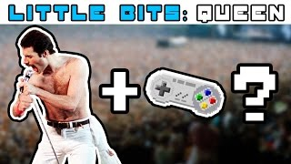 Queen and Gaming? - Little Bits