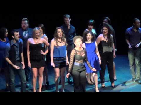 Western Michigan University Music Theatre Showcase 2014 Opening