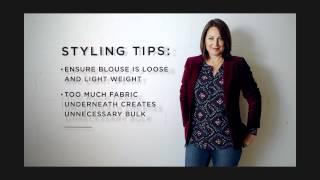 April Style Advice Video Thumbnail