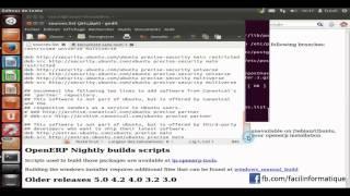 Tutorial comment Installer OpenERP 8.0 sous linux ubuntu 13.10 ou 12.04