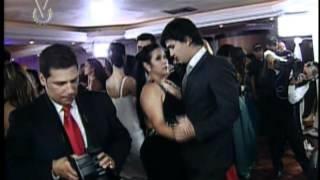 """Oscarcito canta """"Tu eres perfecta"""" en la boda de Leonardo Villalobos (Parte 2)07-07-12-Venevision"""