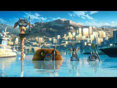 MADAGASCAR 3 - Teaser Trailer - LatAm Spanish