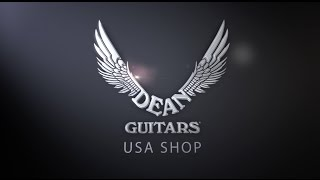 Dean Guitars USA Shop