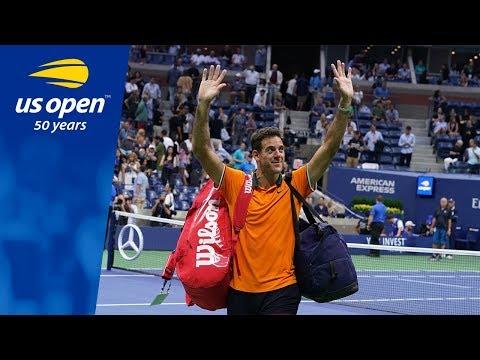 2018 US Open Top 5 Plays: Juan Martin Del Potro