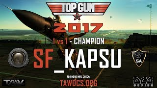DCS   TAW TOP GUN 2017 CHAMPION - The Road to Victory