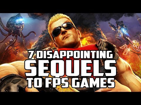 7 Disappointing Sequels To FPS Games - Gggmanlives