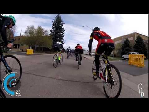 CSU Oval Criterium - March 26, 2017 - Men 4/5