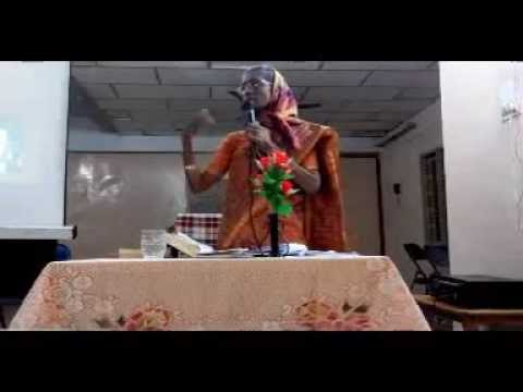 Pepsy Kumar 30/3/2014 (Tamil) Blood Moons Rapture - Christian MSG