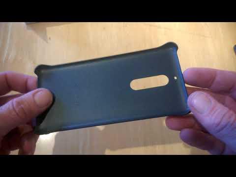 finest selection 2d410 47601 Video Review - The Nokia 5 CC 803 Carbon Fibre Design Case #Nokia ...