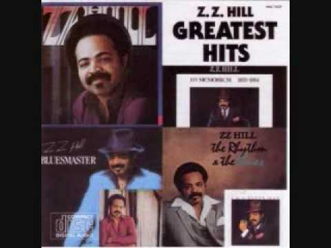 Z.Z. Hill -- Friday is My Day