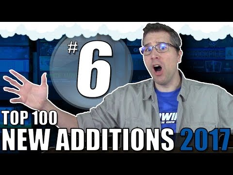 """New """"Top 100 Games"""" Additions 2017 - #6"""