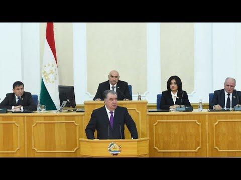 Парламент Таджикистана провел первое заседание после выборов