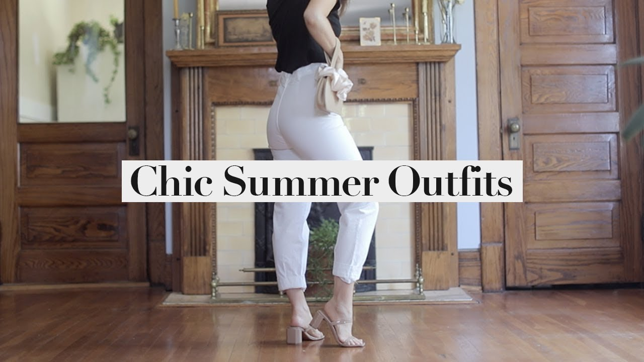 Chic Early Summer Outfits | Dearly Bethany 8