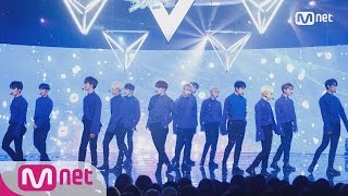 Gambar cover [SEVENTEEN - Don't Wanna Cry] Comeback Stage | M COUNTDOWN 170601 EP.526
