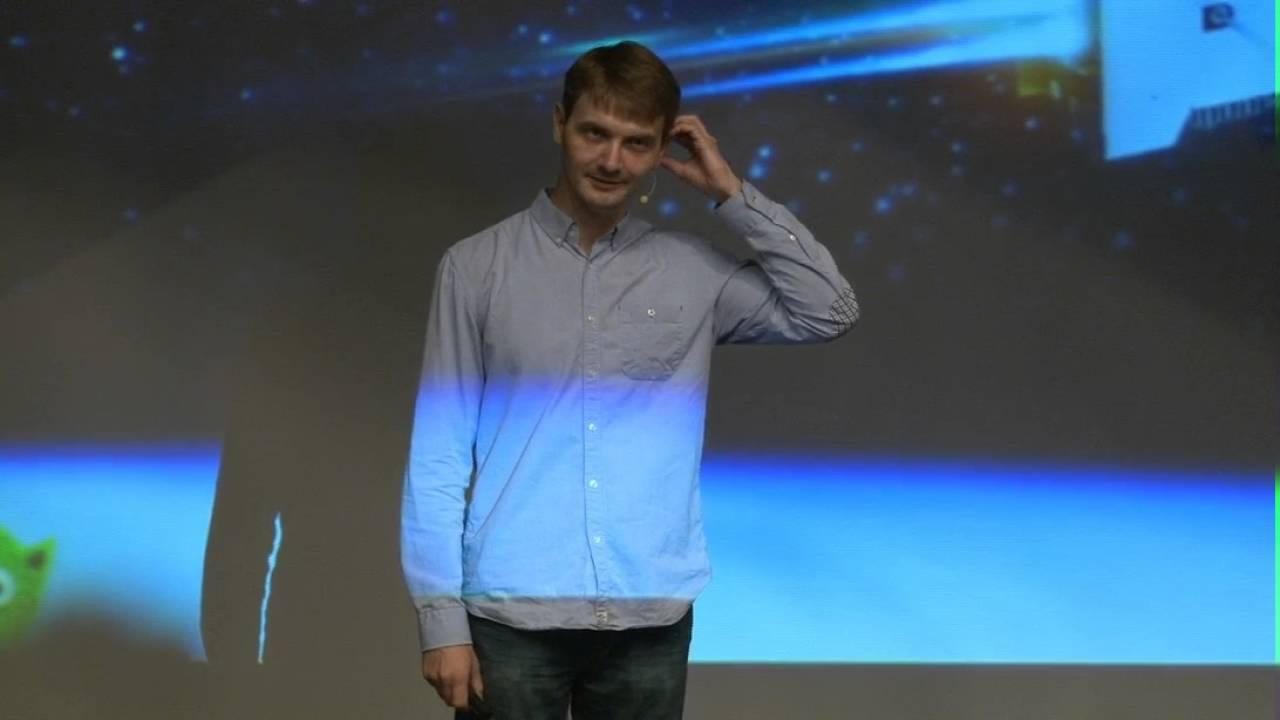 Частная космонавтика в России и мире. Виталий Егоров