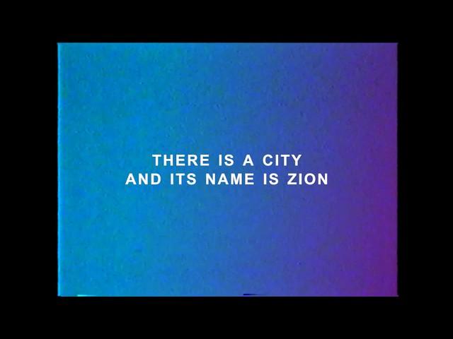 James Pringle - Zion (Lyric Video)