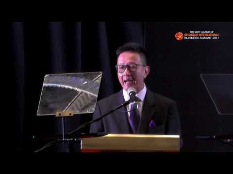 The Soft Launch Of Selangor International Business Summit 2017