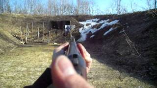 Cooey 84 Single Shot 12 Gauge Shotgun - Point of View