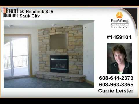 Sauk City WI Real Estate for Sale 2 Bedrooms