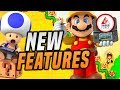 ALL New Features in Super Mario Maker 2... SO FAR!