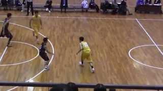 2015年全国社会人バスケットボール選手権決勝 九州電力VS黒田電気東京 フルバージョン