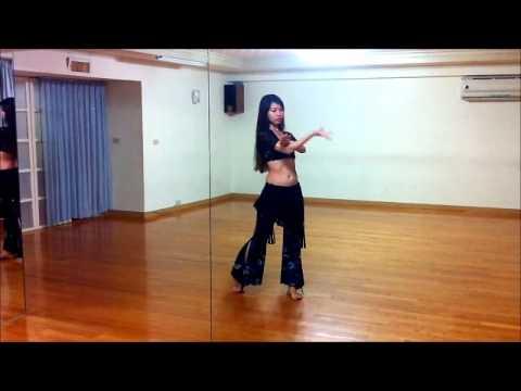 Aida Huang Tribal Fusion Belly Dance: Dura...