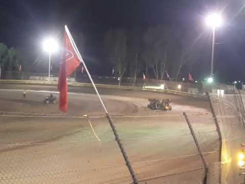 Lemoore Raceway Heat Race 10/27/17 Ty