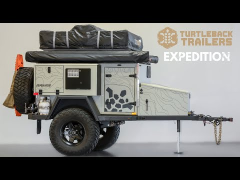 Turtleback Trailers Expedition Walk-Through