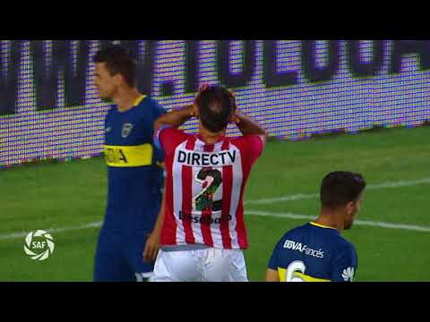 Fecha 12: Estudiantes - Boca