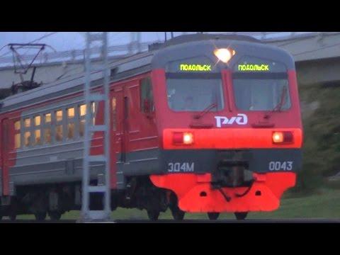 Электропоезд ЭД4М-0043