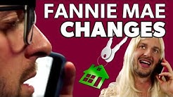 A Minute With The Mortgage Geek   Fannie Mae Changes
