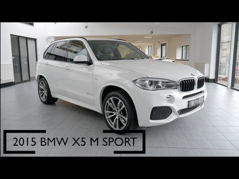 bmw x5 m sport interior and exterior walkaround youtube. Black Bedroom Furniture Sets. Home Design Ideas