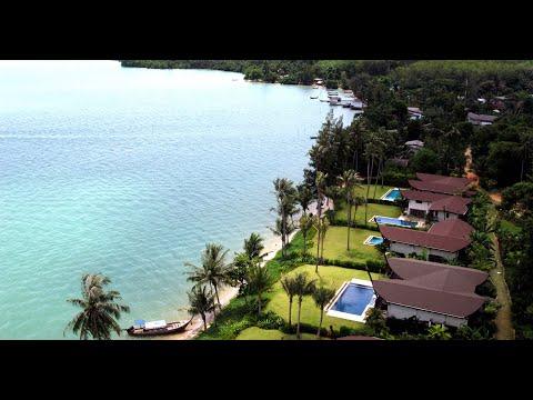 Resort Living at its Finest : Private Villas, The Village, Coconut Island, Phuket
