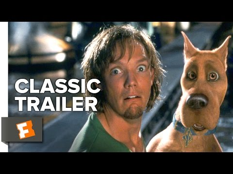 Scooby-Doo (2002) Official Trailer #1 - Sarah Michelle Gellar Movie
