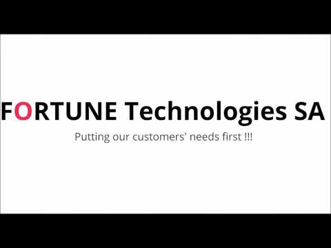 Fortune Maritime Suite - Financial module demo
