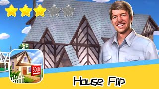 House Flip Walkthrough Design & renovation home game Recommend index three stars
