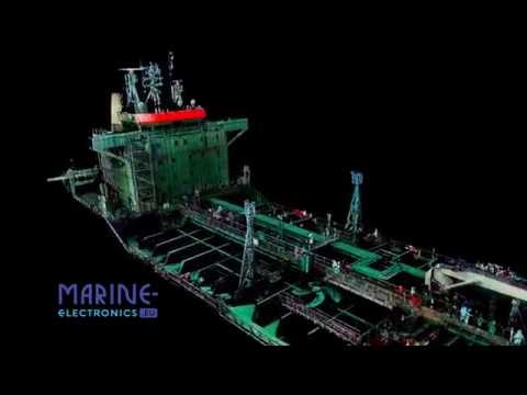 3D scanning for marine retrofit