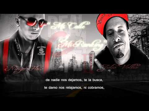 Ñengo Flow Ft Julio Voltio - Mi Calle Y Mi Ranking- Letra