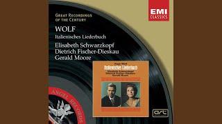 Italienisches Liederbuch (2003 Remastered Version) , Part II: XXV. Mein Liebster hat zu Tische...
