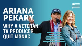 Ex-MSNBC producer Ariana Pekary on how ratings drive editorial decisions | Andrew Yang | Yang Speaks